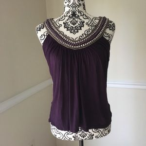 Tops - A beautiful embellished top..